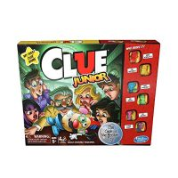 Hasbro Gaming Clue Junior Sport