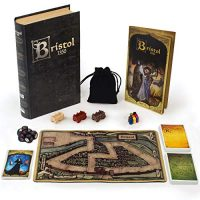 Bristol 1350 Board Game of Technique, Deceit, and Success for 1-9 Gamers